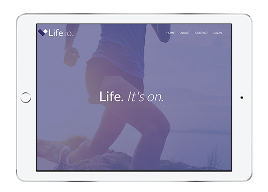 Life.io website