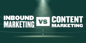 inbound-marketing versus content marketing